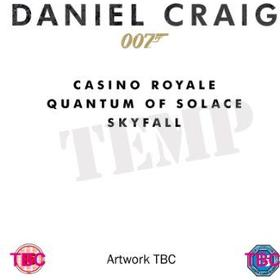 Daniel Craig 007 Triple Pack: Casino Royale / Quantum of Solace / Skyfall [DVD] [2006]